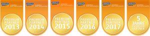 ImmobilienMAX24 ist seit Jahren Premiumpartner bei Immobilienscout24 - Top bewerteter Immobilienmakler